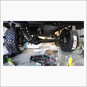 """Ujoint Offroad 4WD Conversion kit (6"""" Leaf spring conversion kit)"""