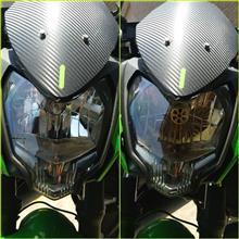 Z250SLStreet Cat 改良鍍金版 H4/HS1 バイク用ledヘッドライトの単体画像