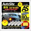 AutoSite AMBER FLUX LED