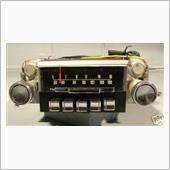 フォード(純正) AM/FMラジオ