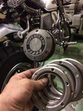 モンキー Z50Jキタコ スーパートラップ & トグロ管の全体画像