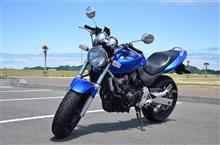 ホーネット250RAYBRIG / スタンレー電気 マルチリフレクターヘッドランプ ブルーの全体画像