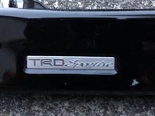 エスティマTRD / トヨタテクノクラフト TRD Sportivo フロントスポイラーの全体画像