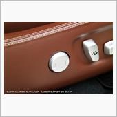 Grazio&Co. ブライトアルミニウム ランバーサポートSW 2WAY