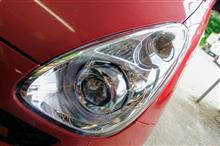 R1スバル純正 2灯式HID の単体画像