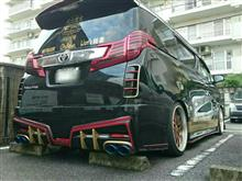 ヴェルファイアROWEN JAPAN(TOMMYKAIRA JAPAN) PREMIUM 01Sの全体画像
