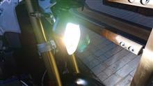R1200R不明 LEDヘッドライトの単体画像