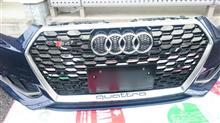 S4 アバント (ワゴン)LLTeK RS4 Styling Grills for the Audi S4の全体画像