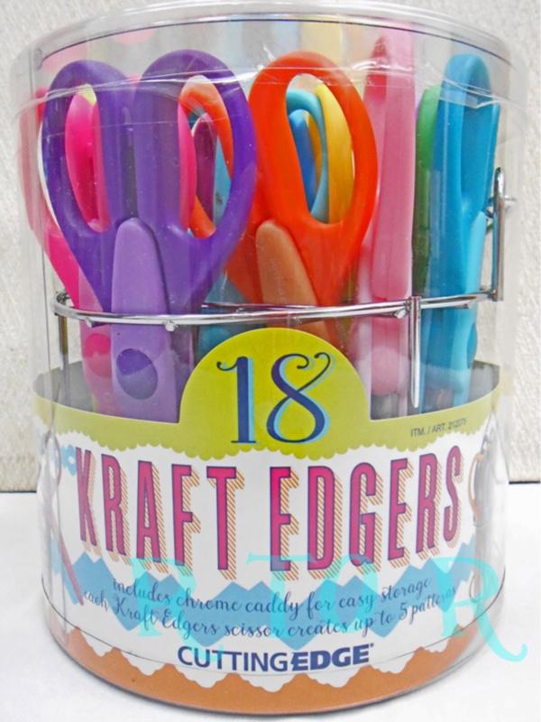CUTTING EDGE クラフトはさみ 18 KRAFT EDGERS
