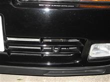 スープラトヨタ(純正) 純正フロントリップスポイラーの全体画像