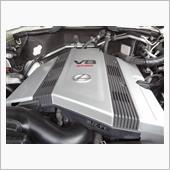 トヨタ(純正) LX470 エンジンカバー
