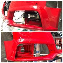 A5 スポーツバックAudi 純正 コンペティション プラス 専用バンパーの単体画像