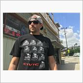 eeffect Civic GenerationsT shirt