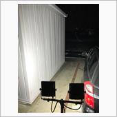 IRIS / アイリスオーヤマ LEDスタンドライト 2灯