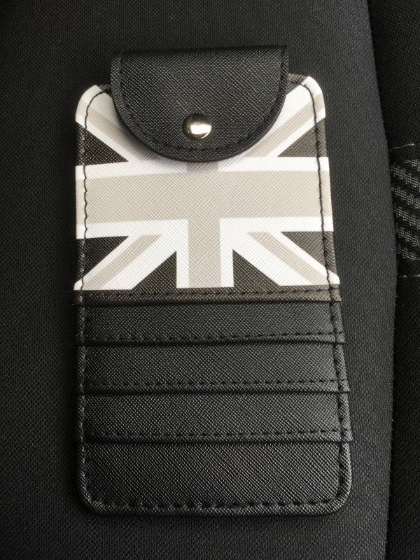 358 products MINI サンバイザー カードグラスケース (ブラックジャック)