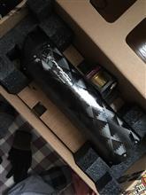 ニンジャ ZX-10Rツーブラザーズレーシング スリップオンマフラーの単体画像