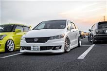 ストリームModulo / Honda Access エアロバンパー フロントの単体画像