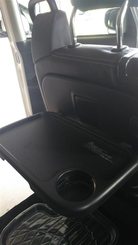 ダイハツ(純正) シートバックテーブル