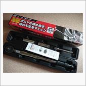 Meltec / 大自工業 トルクレンチ 19,21mmソケットツキ / F-92