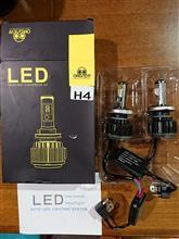 パトリオットOWLVIEW LED H4の単体画像