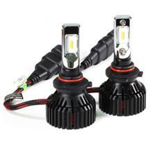 YZF-R125LUMILEDS社製 LUXEON ZESチップ 第2世代搭載 強制空冷式LED-H7ヘッドライトの全体画像