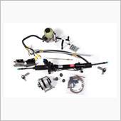 パワステコンバージョンKIT 電動油圧ポンプ式ラック&ピニオンラック