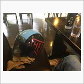 エアボーン ホイヤーのヘルメット