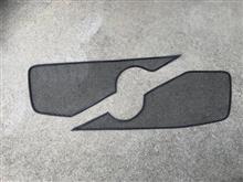 XC90自作 メッシュグリルの単体画像