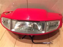 Dio (ディオ)台湾SYM(三陽機車) ヘッドライト&ウインカーAssyの単体画像