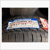 TOYO TIRES OPEN COUNTRY U/T 265/65R17