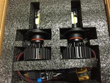 レイZodoo  LEDヘッドライト H4 Hi/Lo 車検対応 切替タイプ 高品質PHILIPS Lumileds LUXEON ZES CHIP搭載 一体式 36W×2 8000Lm×2 6500K ホワイト の単体画像