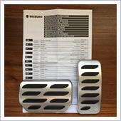 Suzuki Genuine Accessories  Aluminum Sport Pedal