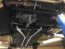 スバル360Daddy motor works オリジナル ハーフなチンスポの全体画像