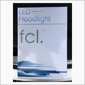 fcl. 【fcl.】 LEDヘッドライト H4 Hi/Lo