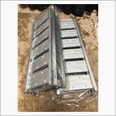 WEIMALL/ 折りたたみ式アルミラダーレール(全長:1830mm) 2本セット