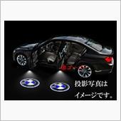 社外品 BMWエンブレムロゴ カーテシランプ