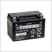 GS YUASA/ VRLA(制御弁式)オートバイ用バッテリー YTX9-BS