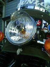 VRXMARCHAL 722/702STARLUX ドライビングランプの単体画像