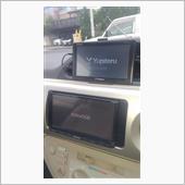 KENWOOD・YUPITERU DDX675・YPB718si