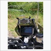 KTM(純正) Touratech-iBraket iPhone6/7/8 PLUS