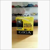 CAR MATE / カーメイト GIGA GIGA イエローパワー 2300K H1 / BD135