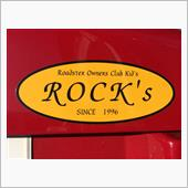 ROCK's ステッカー