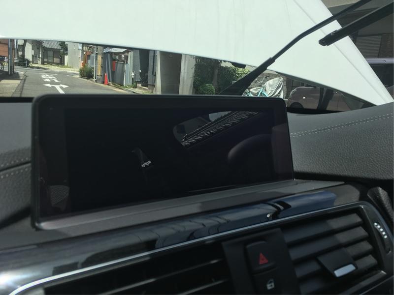 LFOTPP BMW 1/2/3/4 シリーズ 純正 8.8インチ ナビゲーション専用ガラスフィルム