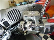 ロイヤルスターDAYTONA(バイク) デイトナ(DAYTONA) ヘッドライトスイッチ トグルタイプ H4バルブ対応 24671の全体画像