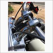 Harley-Davidson 純正 4インチプルバックライザー