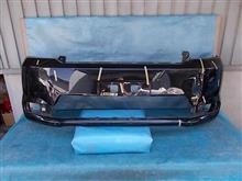 CR-Xトヨタ純正 カローラルミオン後期バンパーの単体画像