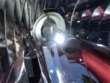 NC700XSphereLight LED RIZING2  H4 6000kの全体画像