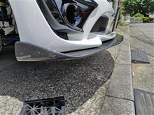 S660GARAGE VARY フロントバンパー&FOGカバー&カーボンリップの全体画像