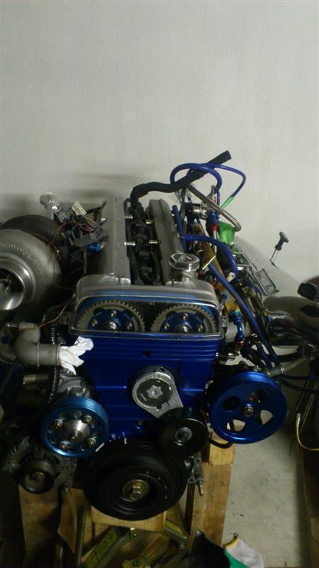 トヨタ(純正) 2JZ-GTE