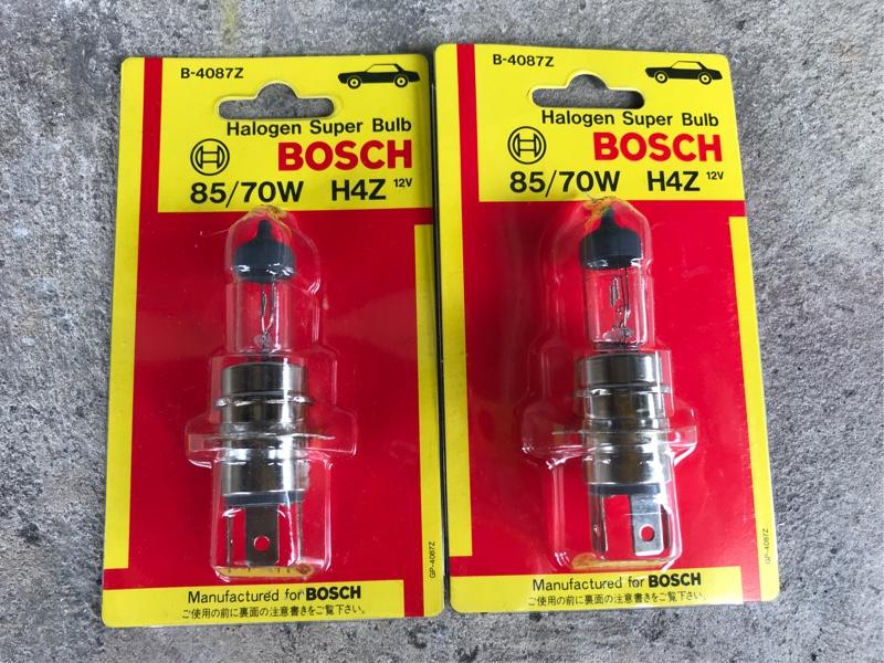 BOSCH 規格サイズヘッド・ランプ